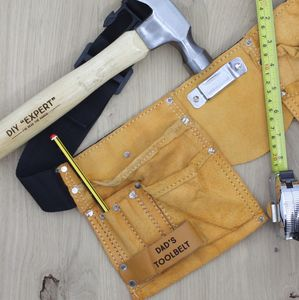 Personalised Tool Belt