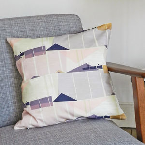 Palmetto Cushion Cover - new in
