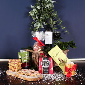 Holly Jolly Christmas Hamper - hampers