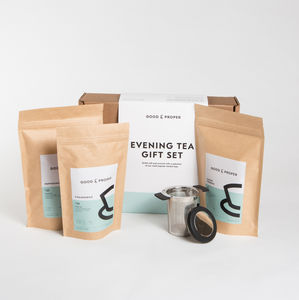 Evening Tea Gift Set