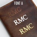 Embossing FONT A