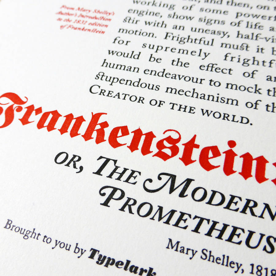the good qualities of frankenstein in The nature of humanity in mary shelley  the creature's actions and qualities weighed against those of his  in mary shelley's frankenstein nature is.