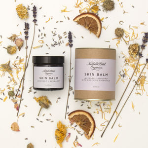 Lavender And Bergamot Skin Balm - skin care