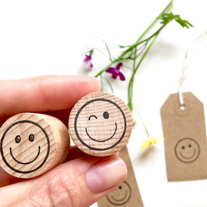 Emojis Face Clear Rubber Stamps