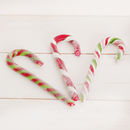 Large All Natural Fruit Candy Cane Sweet