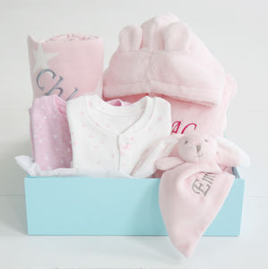 Essentials For Girls Gift Set - personalised