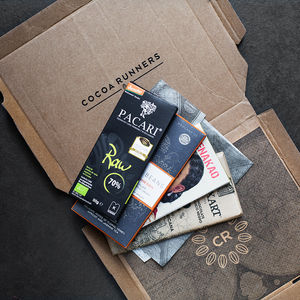 Craft Chocolate Four Month Subscription - subscriptions