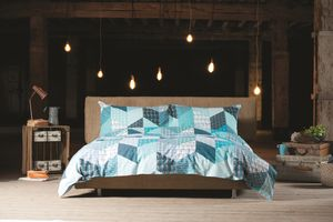 Lobster Creek Coastal Patch Duvet Set
