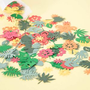 Tropical Table Confetti - table decorations