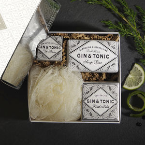 Gin And Tonic Gift Box Collection - gift sets