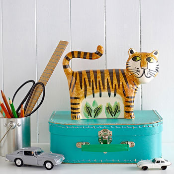 Tiger Money Box