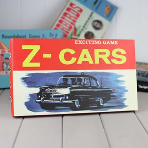 Z Cars Board Game - toys & games