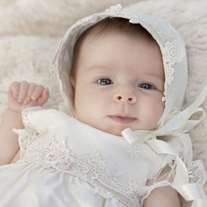 Christening Gown 'Isabella' - personalised