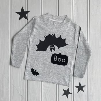Bat Halloween T Shirt