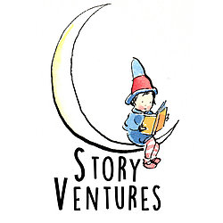 Story Ventures Shop Logo, Pretend Play Products