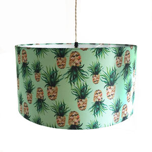 Pineapple Lampshade Available In Five Colours
