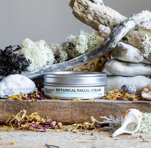 Soothe, Cleanse And Repair Botanical Facial Steam