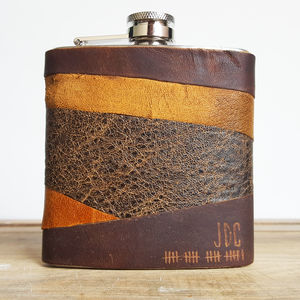 Personalised Apocalypse Hip Flask