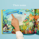Personalised Children's Story Book: Kingdom Of You