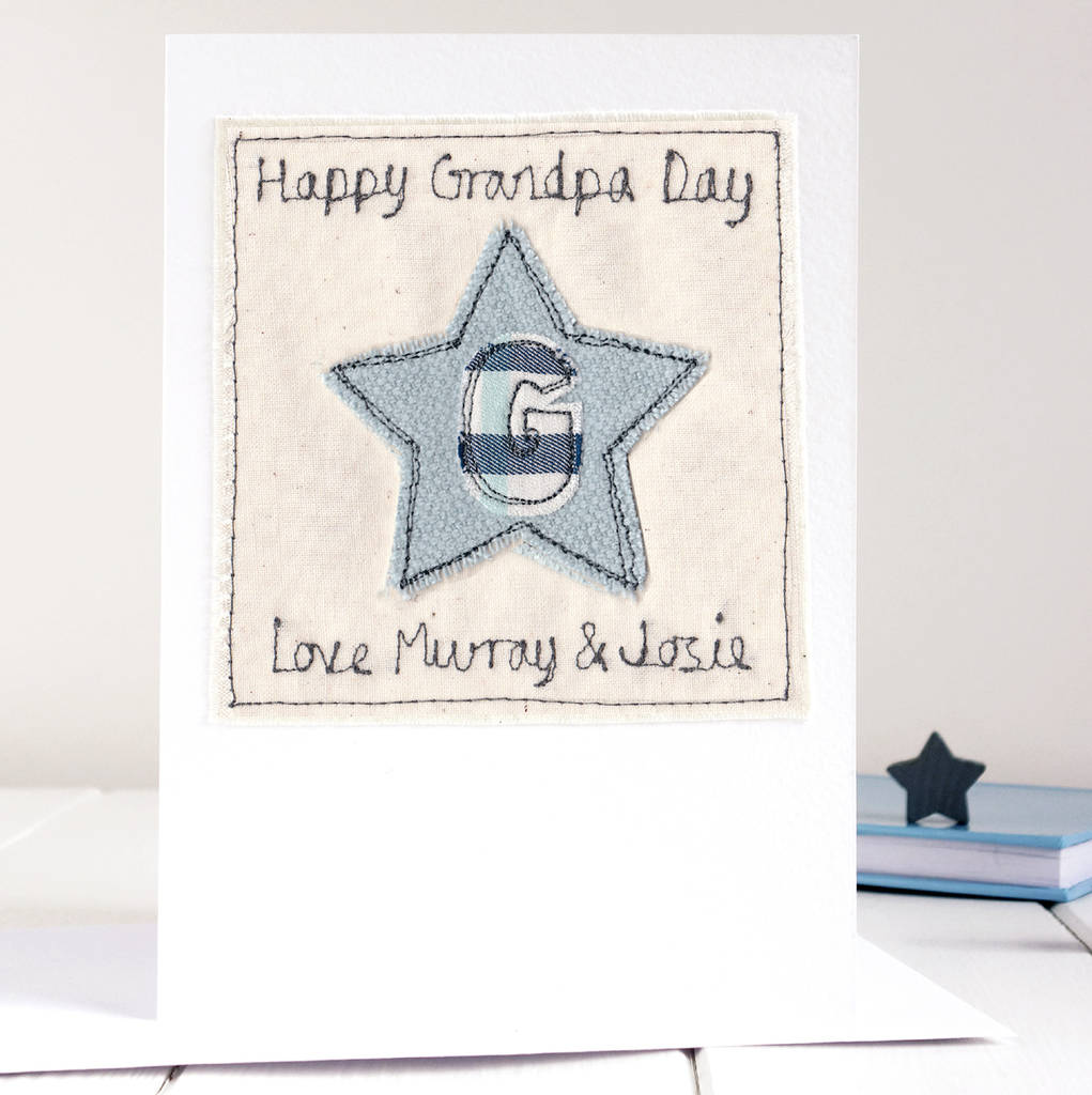 Personalised Grandad Birthday Card By Milly And Pip