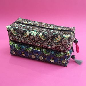 Liberty Print Make Up Pouch - make-up & wash bags
