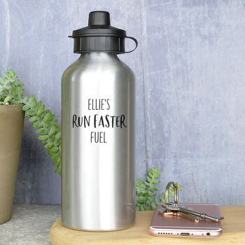 Personalised Running Water Bottle