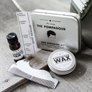 Hair Kit How To Style The Pompadour