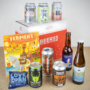 Eight Mixed Craft Beers And Ferment Magazine