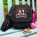 Personalized Dog Walker Bag