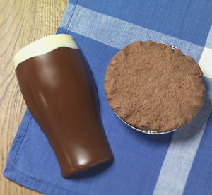 Chocolate Pie And Pint - novelty chocolates