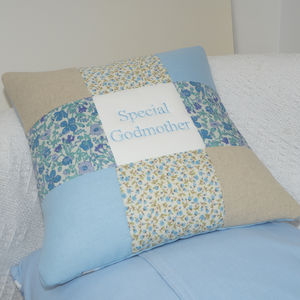 Special Godmother Cushion