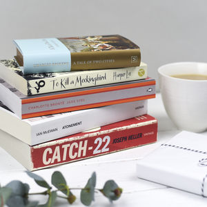 Personalised Book Subscription - sale