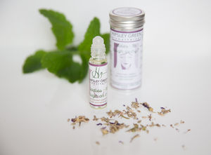 Aromatherapy Rollerball Relief - massage & aromatherapy