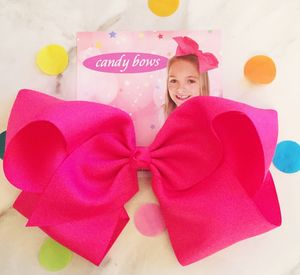 Girls Extra Large Dance And Cheerleading Hair Bow - winter sale