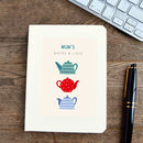 Personalised Teapots Notebook
