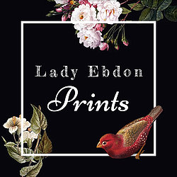 Lady Ebdon Prints logo
