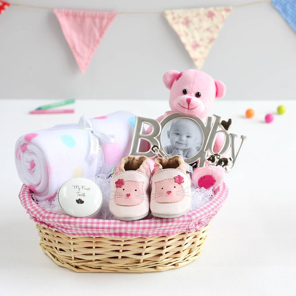 Novelty Baby Gifts Uk : Create a new baby and mum gift basket by snuggle feet