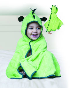 Cute Cuddleroar Childrens Towel