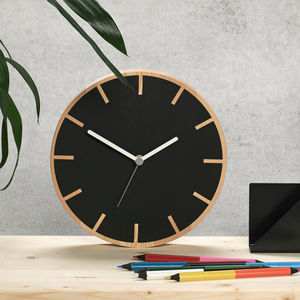 Cog Wooden Wall Clock - clocks