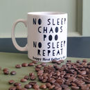 New Father No Sleep Gift Mug