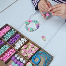 Personalised Sweet Treats Bracelet Making Kit