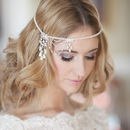 Priya Bridal Browband Headdress