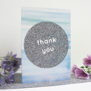 Modern Thank You Card - thank you cards