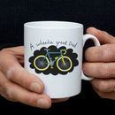 Wheelie Great Dad Mug