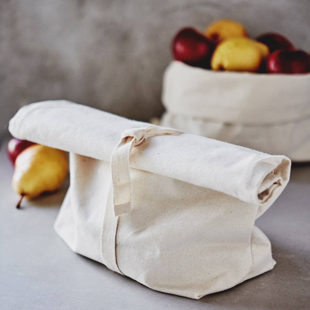 reusable cotton bread bags by green tulip ethical living ... 63a803f580f31