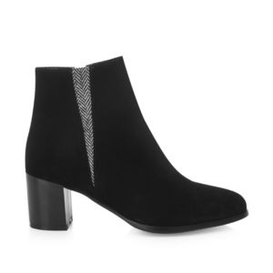 Gloucester Heeled Ankle Boots - women's fashion
