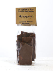 Honeycomb And Milk Chocolate Slab