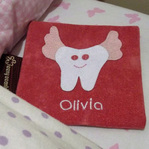 Personalised Tooth Fairy Bags - keepsake boxes
