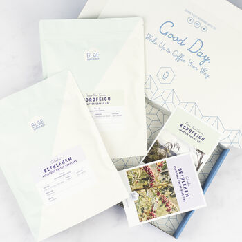 12 Month Gourmet Coffee Box Gift Subscription