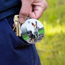 Personalised Pet Photo Keyring